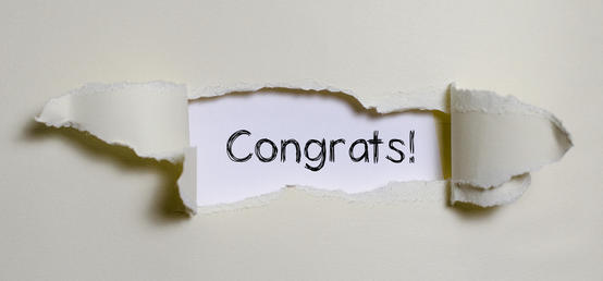 Congratulations Alfred Mulinda!