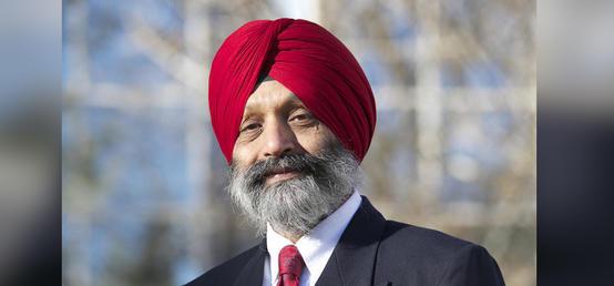 Dean Baljit Singh appointed vice-president, research at University of Saskatchewan