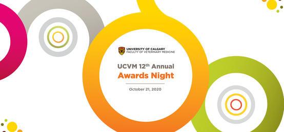 UCVM's Awards Night: October 21, 2020