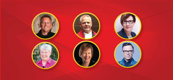 Meet our fall 2020 honorary degree recipients