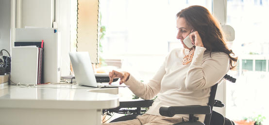 Leaders' views key for employees with disabilities: studies