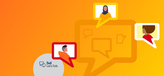 Wherever you are — make the most of this year's Bell Let's Talk Day, Jan. 28