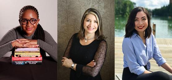 Three inspiring women receive 2021 Women's Resource Centre awards