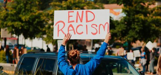 Professors, students work to end racism
