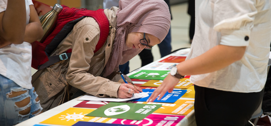 Sustainability ranking demonstrates UCalgary's global impact