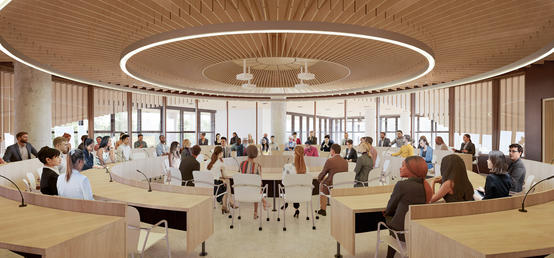 Haskayne receives $2M gift to support student learning and leadership in new Mathison Hall