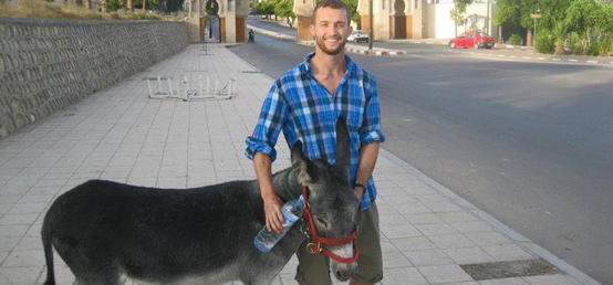 Summer stint as volunteer veterinarian in Morocco left lasting impression