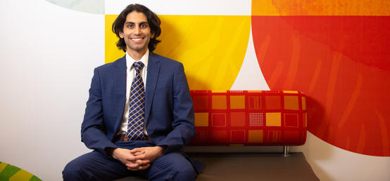 Haskayne Master of Management opens up next chapter for science grad