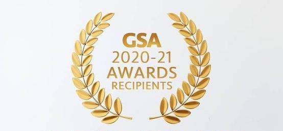Nursing professor awarded GSA Excellence in Supervision Award