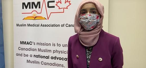 Calgary Muslim youth spread awareness on COVID-19 vaccines