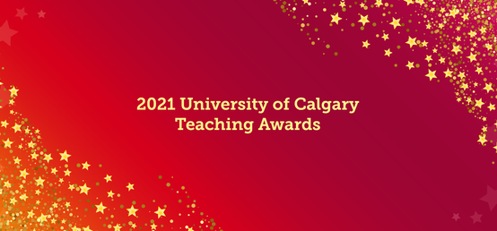 2021 Celebration of Teaching honours virtual connections