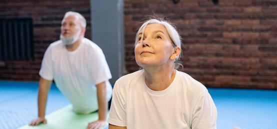 Staying physically active and socially connected a challenge for Calgarians over 65