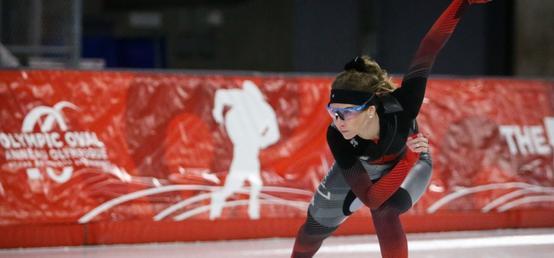 Canada's top speedskaters set to return to ice of Calgary's Olympic Ova