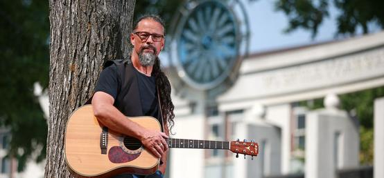 With inspiration from Louis Riel, U of C prof tackles colonialism, discrimination and genocide in new album