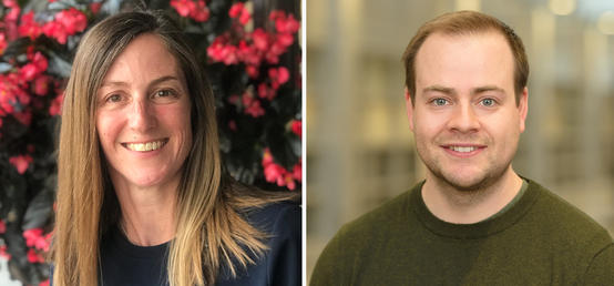 Two researchers with the Snyder Institute garner national recognition