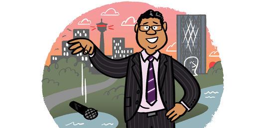 Naheed Nenshi on Leaving a Job You Love