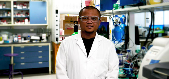 2021 Vanier scholar transforms greenhouse gas to synthetic fuels of the future