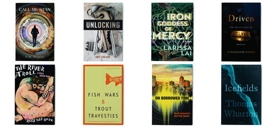 NewBooksfromUCalgary'sWriterly Friends and Faculty