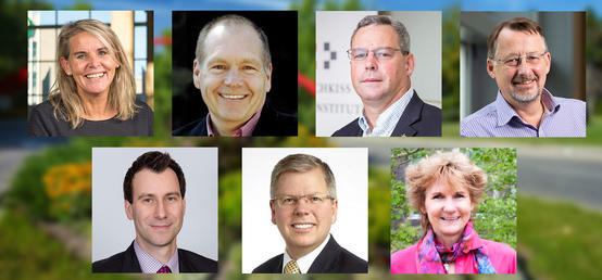 7 University of Calgary researchers inducted into prestigious Canadian Academy of Health Sciences