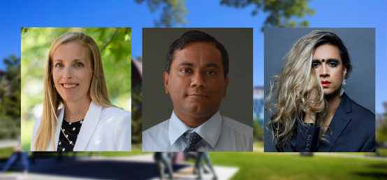 Three UCalgary faculty members named to the College of New Scholars, Artists and Scientists