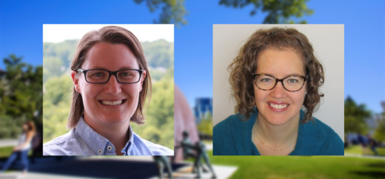 Two UCalgary postdocs receive Alice Wilson Awards for outstanding academic qualifications