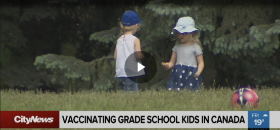 COVID-19 vaccines for kids under 12 could be on the horizon