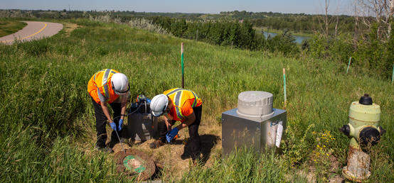Listening, learning and sharing are key to successful COVID-19 wastewater project