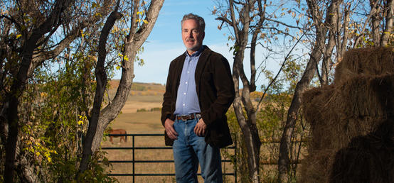 First UCalgary prof and first veterinarian ever elected president of Canadian Academy of Health Sciences