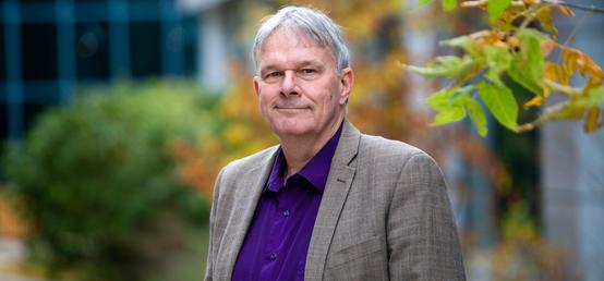 Herman Barkema receives 2021 Killam Research Excellence Award