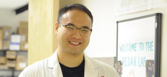 Former Libin trainee receives national award for original research on cardiovascular medicine